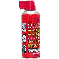 AZ(エーゼット) Z-45オイルスプレー 420ml (浸透防錆潤滑剤/浸透防錆潤滑油/浸透防錆潤滑オイル/防錆・浸透・潤滑) 145