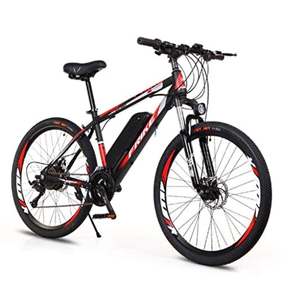 願望好ましい肺炎250W電動自転車アダルト電気マウンテンバイク、リムーバブル8AH / 10AHリチウムイオン電池、プロフェッショナル27分の21スピードギア付き26
