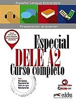Especial DELE A2 Curso completo - libro + audio descargable