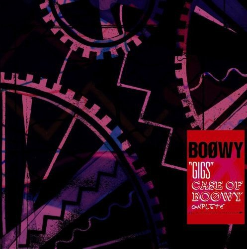 GIGS CASE OF BOφWY COMPLETEの詳細を見る