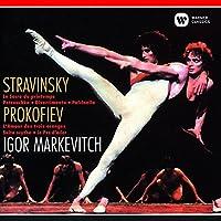 ストラヴィンスキー:春の祭典/スキタイ組曲
