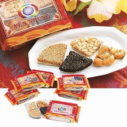 ベトナム ナッツウエハースミニ 6袋セット 【ベトナム 海外土産 輸入食品 スナック】