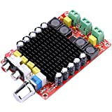 WINGONEER TDA7498 2X100W Dual Channel Digital Stereo Power Amp Module DC 24V Class D Audio Amplifier Board