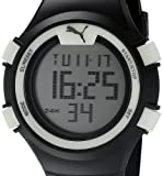 [プーマ] PUMA 腕時計 Unisex Faas 100 S luminous Digital Display Watch PU911261004 メンズ 【並行輸入品】