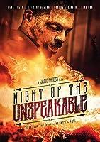 Night Of The Unspeakable [並行輸入品]