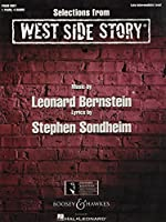 Selections from West Side Story: Late Intermediate Level: Piano Duet: 1 Piano, 4 Hands (One Piano Four Hands)
