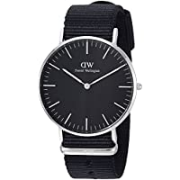 Classic Black Cornwall Watch