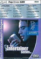 Pop Divas 2000 / Karaoke [DVD]