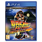 Back to the Future: The Game - 30th Anniversary Edition (PS4) (輸入版)