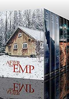 After the EMP: Survival in a Powerless World Boxset by [Donovan, J.S]