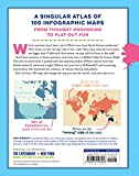 Brilliant Maps for Curious Minds: 100 New Ways to See the World 画像