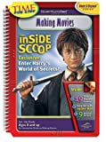 Quantum Pad Learning System: The Inside Scoop - Making Movies Interactive Book and Cartridge [Floral] [並行輸入品]