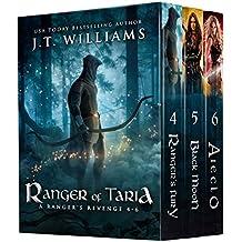 Ranger of Taria: A Ranger's Revenge (A Tale of the Dwemhar Trilogy) (Stormborn Saga Series Boxset Book 2)