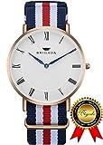 BRIGADA スイスブランドの時計、 時計 メンズ レディース ブランド 人気、 高級 腕時計 ブランド。自分に、恋人へ、親と友達へのトッププレゼント