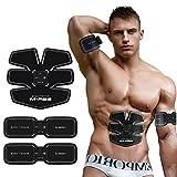 スマート無線のステルス・フィットネス計、ABS、EMSスマート・マイクロエレクトロニクス技術、怠惰な人の筋肉鍛錬、. ボディマシーン機械、お腹の引き締め機、全身大部分の筋肉群を鍛錬すること、ダイエット脂運動機械。ボディビルスタイル形作ります。(充電用USB+Imate 05)
