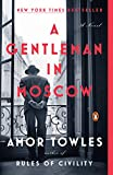 A Gentleman in Moscow: A Novel (English Edition) 画像