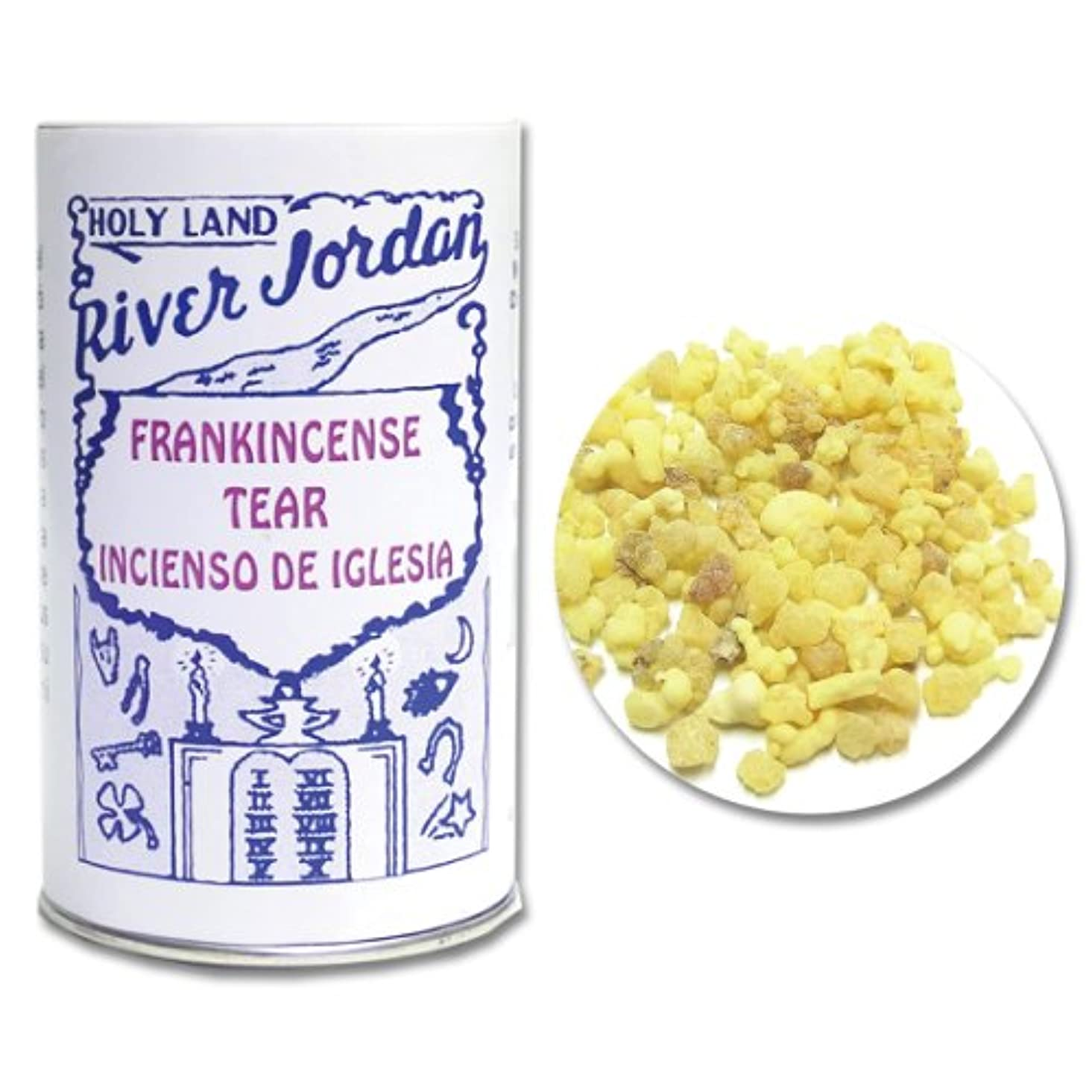 政治的入手します前述のJordan Resin Incense - Frankincense Tears