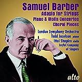 Adagio For Stringspiano