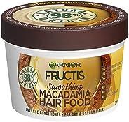 Garnier Fructis Hair Food Smoothing Macadamia For Dry & Unruly Hair 3