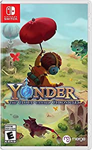 Yonder: The Cloud Catcher Chronicles Enhanced Edition(輸入版:北米)- Switch