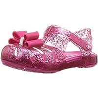 crocs Kids' Isabella Bow Embellished Sandal