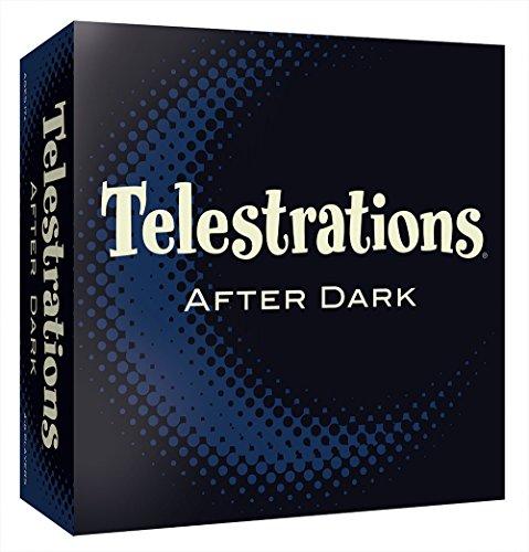 テレストレーション アフター ダーク (Telestrations: After Dark) ボードゲーム