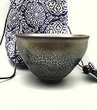 窯変 曜変 天目 茶碗 抹茶碗 手作り 窯作 建盞 和食器 酒器 料亭 12月25日新入荷!AM0734