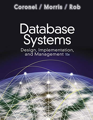 Download Database Systems: Design, Implementation, and Management 1111969604