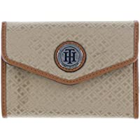 Tommy Hilfiger Womens Envelope Wallet - Beige
