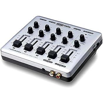 audio-technica マルチポータブルミキサー AT-PMX5P