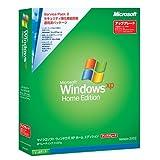 【旧商品/サポート終了】Microsoft  Windows XP Home Edition Service Pack 2 アップグレード版