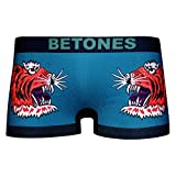 (ビトーンズ) BETONES SKA TIGER レディース ボクサーパンツ ボクサーショーツ スカ スカジャン タイガー 虎 ピンク