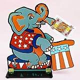 象さんのカード当て W5416