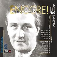 Encore: Sonatas & Virtuoso Pieces by Gerhard Taschner