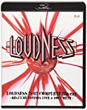 LOUDNESS 2012 Complete Blu-ray -REGULAR EDITION LIVE & DOCUMENT-【Blu-ray】