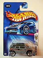 Hot WHeeLs 2004 FIRST EDITONS 23/100 ROCKSTER (ロックスター) 新品