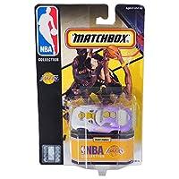 Match Box Collectibles NBA ロサンゼルス・レイカーズ トイカー コレクション 1/64 スケール - [並行輸入品]