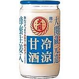 大関 冷涼甘酒カップ (酒粕) 180g×30本