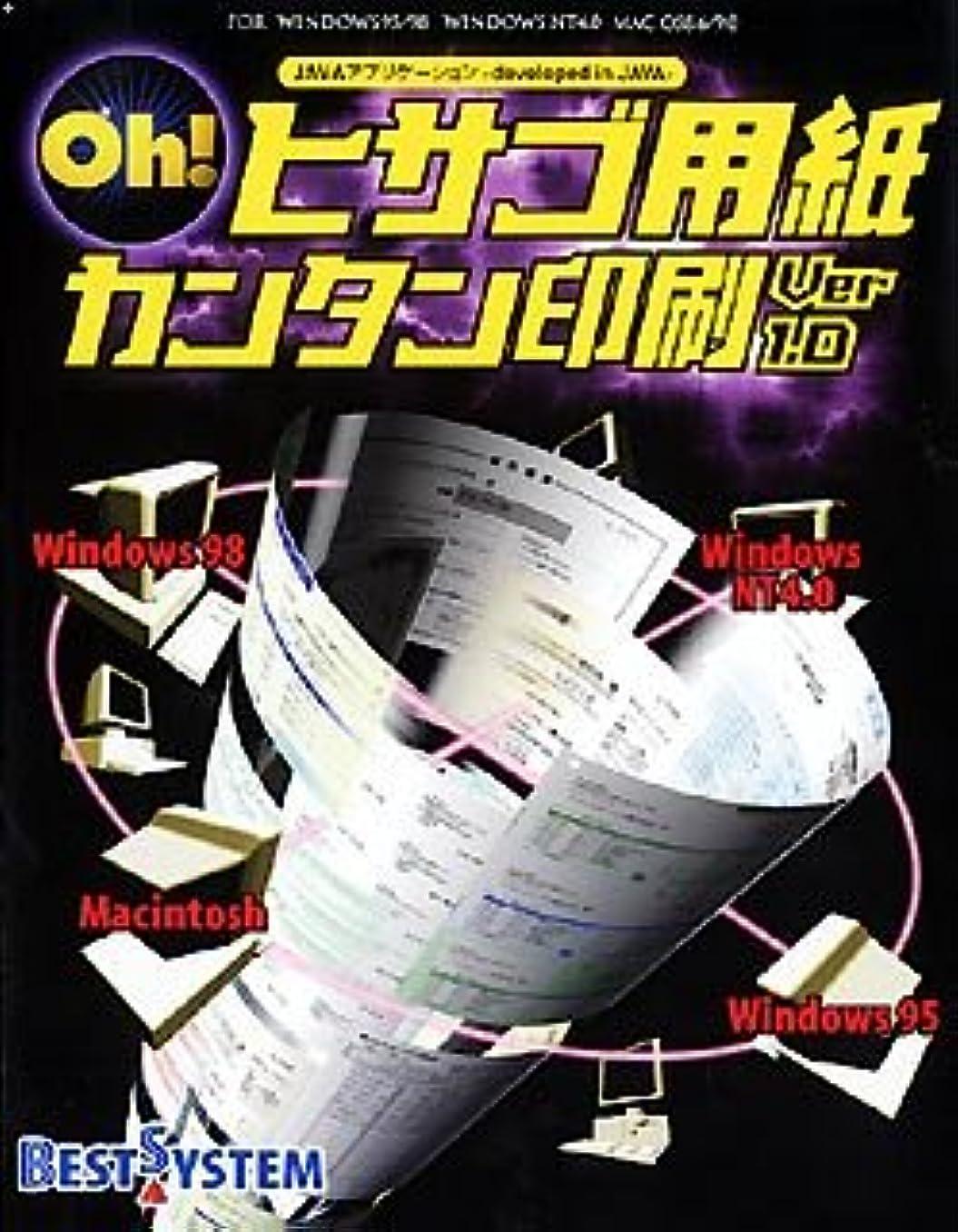 浸食ありふれた年金受給者Oh!ヒサゴ用紙カンタン印刷Ver1.0