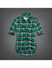 [アバクロキッズ] AbercrombieKids 正規品 子供服 ガールズ 長袖シャツ 並行輸入 (コード:4061040008)