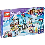 LEGO Friends Snow Resort Ski Lift 41324 Playset Toy