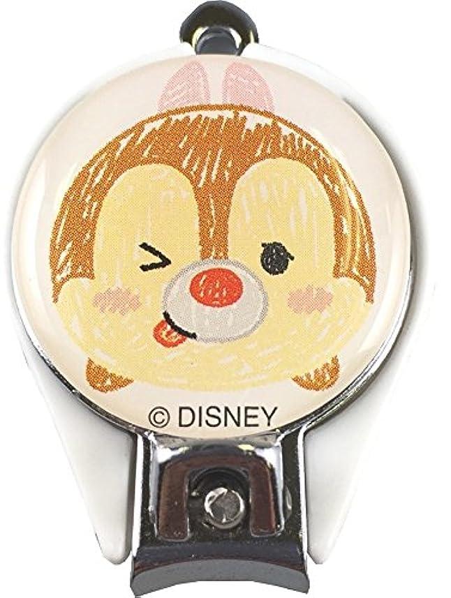 眠る五十締め切りヤクセル ディズニー 丸型つめ切り TsumTsum デール 60056