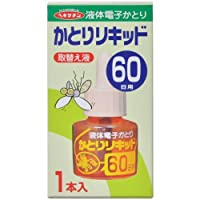 ヘキサチン蚊取リキッド60X1P