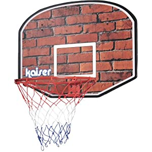 Kaiser(カイザー) バスケット ボード 80 KW-579 内径42cm 引掛金具 壁掛 レジャー ファミリースポーツ