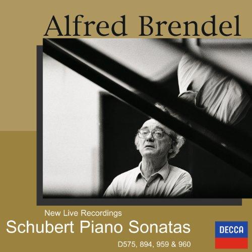 シューベルト:ピアノ・ソナタ第9、18、20、10番