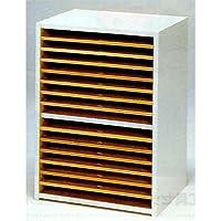 用紙整理棚 No.105057型 B01-6878