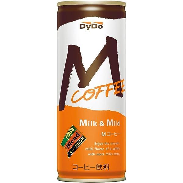 Amazon | ダイドードリンコ ダイドーブレンド Mコーヒー 250g×30本 ...