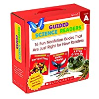 Scholastic SC-565092 Guided Science Readers Level A Parent Pack (Pack of 18) [並行輸入品]