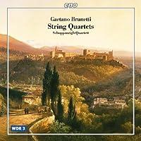 Brunetti: String Quartets /Schuppanzigh Quartet (2001-11-01)