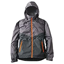 リプナー(LIPNER) リフレクターウインドジャケット チャック オレンジ M 30782563 オレンジ M